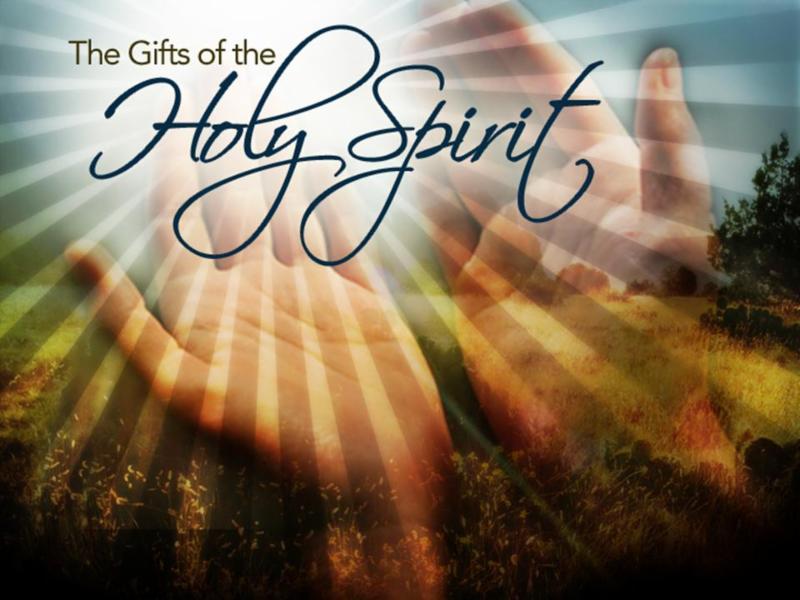 Odbieranie darem Bożym!